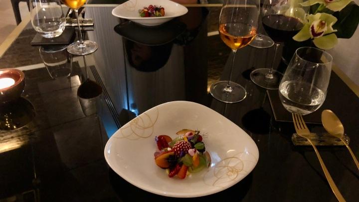 JW Marriott Tasting Menu at Dopolavoro.