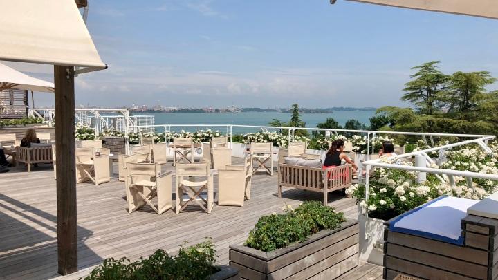 Sagra Rooftop Restaurant at the JW Marriott Venice