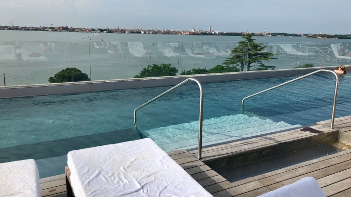 JW Marriott Venice Rooftop Adults Pool