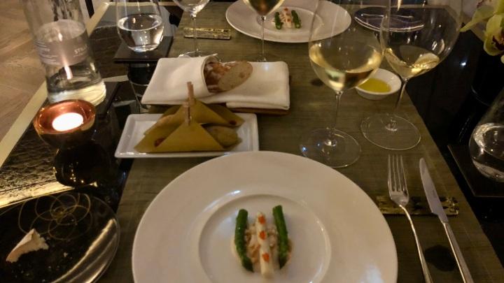 Dopolavoro JW Marriott Venice Tasting Menu