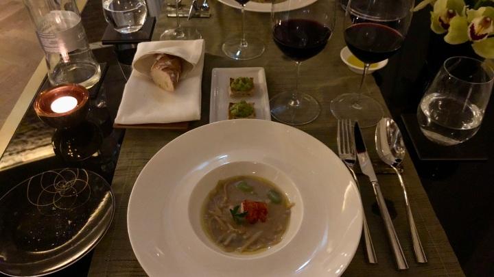 Dopolavoro tasting menu at JW Marriott Venice