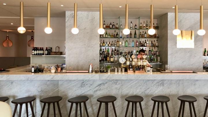 JW Marriott Venice Rose Bar Lounge