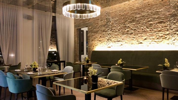 Dopolavoro dining room at JW Marriott Venice